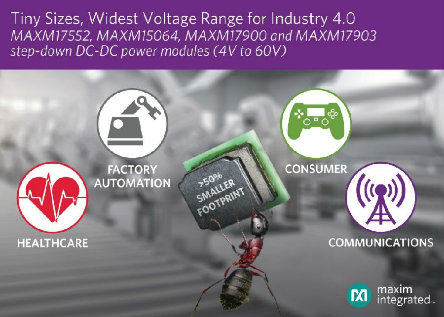 uSLIC家族又添新成员—Maxim喜马拉雅提供业界最宽的电压范围和最小封装尺寸