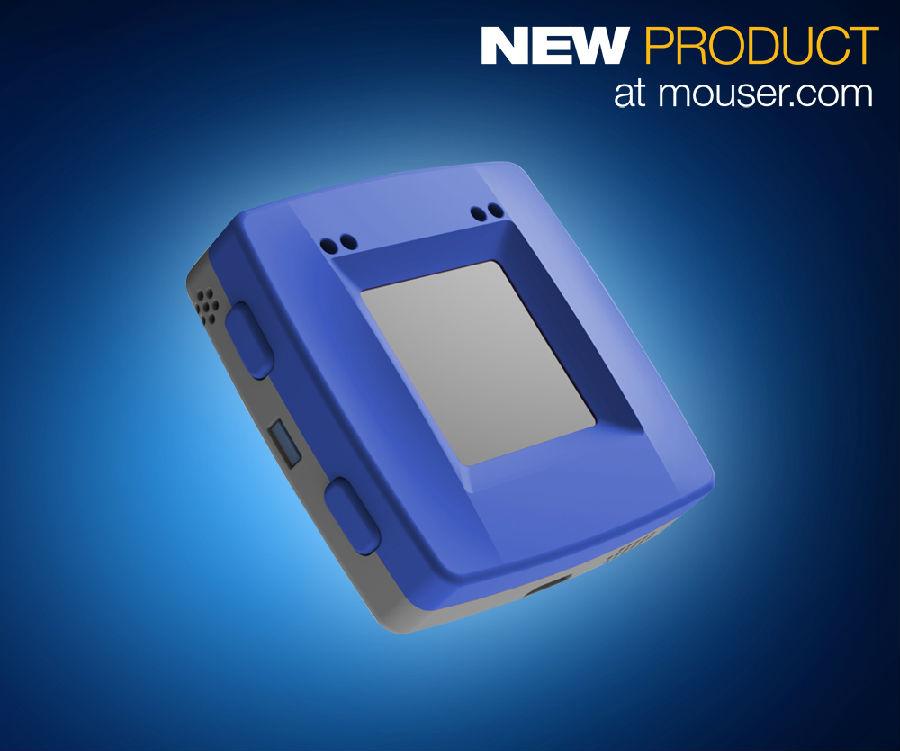 贸泽备货NXP快速物联网原型设计套件 大幅加快边缘节点概念验证的开发进程