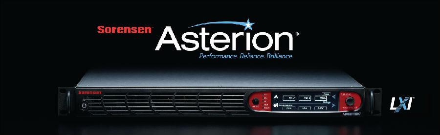 AMETEK Sorensen发布1.7kW–5kW AST系列直流程控电源产品