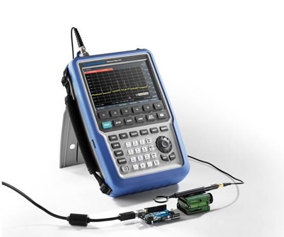 罗德与施瓦茨为R&S Spectrum Rider FPH家族增添新成员新型手持式微波频谱分析仪