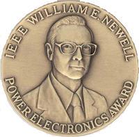 Vicor 首席执行官荣获 2019 年 IEEE William E. Newell 电力电子大奖