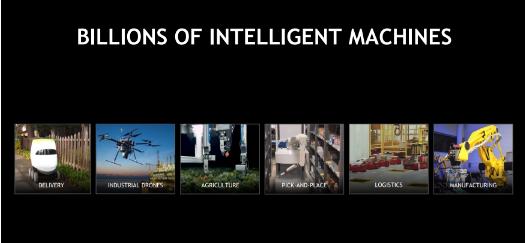 机器人——英伟达的下一场革命