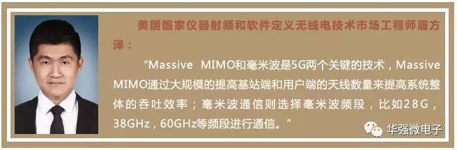 Massive MIMO是5G普及的关键