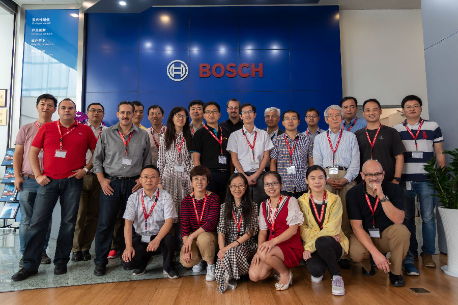 IPC-A-610/ J-STD-001汽车版标准全球开发组会议在苏州召开