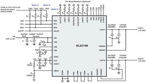 FPGA应用供电设计一点通