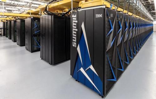 连续称霸五年的中国超级计算机居然败给了它?