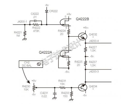 电子设备的领先技术:示波器内的差分放大器
