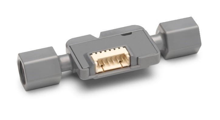 盛思锐推出用于生命科学和分析仪器的全新液体流量传感器