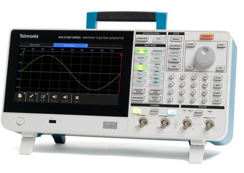e络盟发售Tektronix AFG31000任意函数发生器