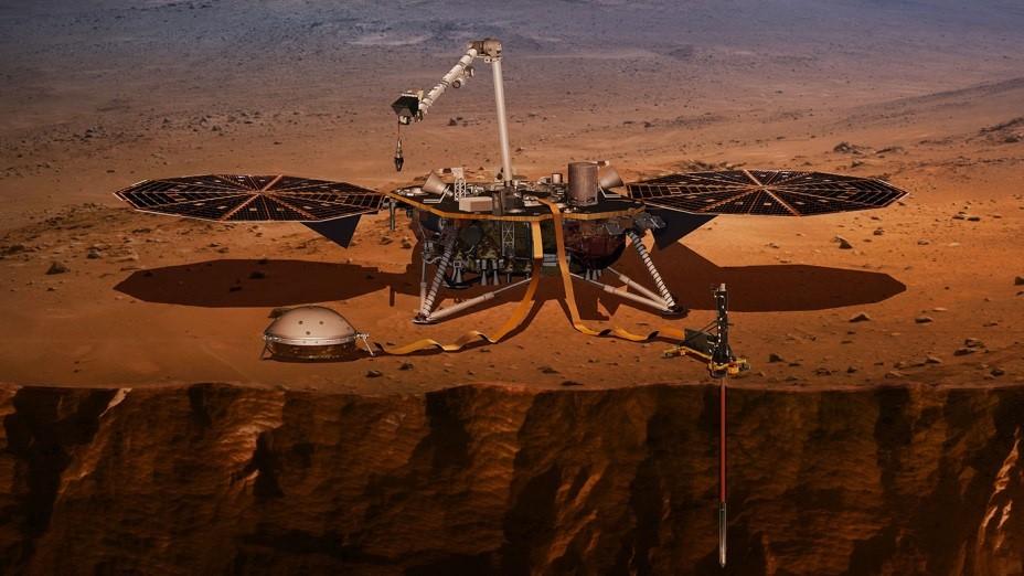 """伴随NASA""""洞察号"""",风河VxWorks再次飞向火星"""