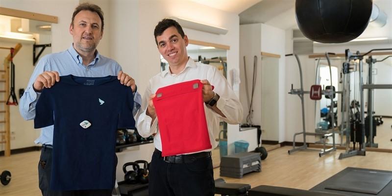 工程师将智能高科技编入时尚服装,以帮助抑制青少年肥胖症
