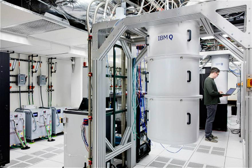 走进大众视野的量子计算机