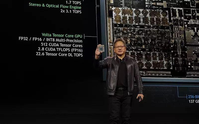 美国自动驾驶芯片霸主英伟达的中国朋友圈能维持多久?