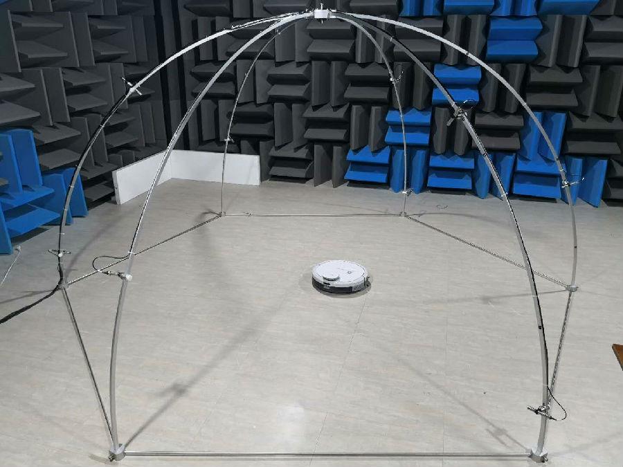 案例|扫地机器人的声功率测试