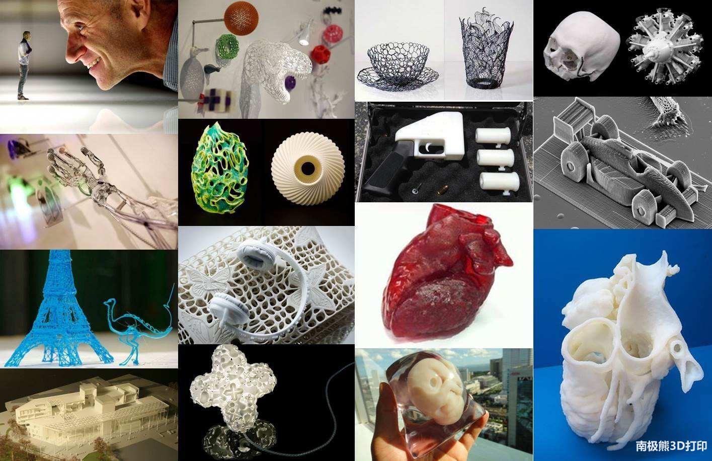解析:3D打印技术如何影响未来