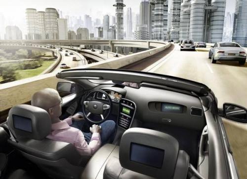 雷达、传感器、控制器等如何助力自动驾驶高速发展?