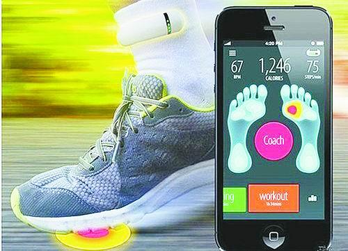可穿戴设备:管理你的未来健康