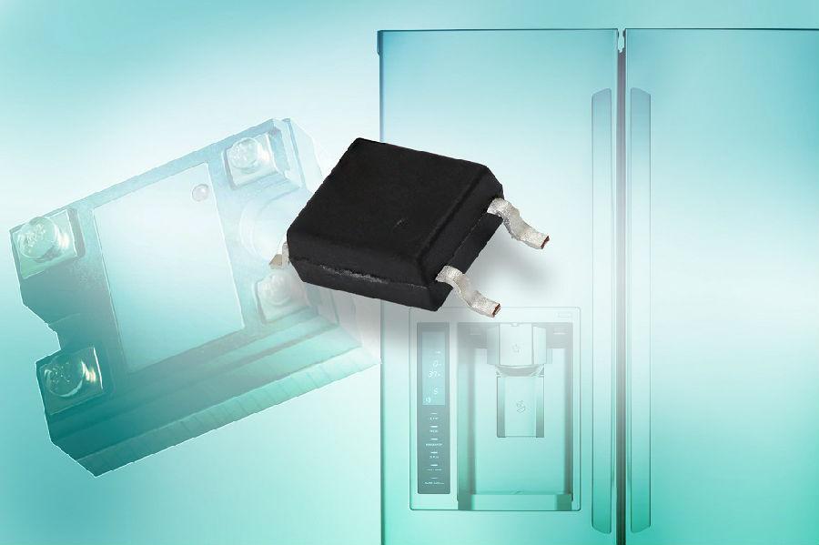 Vishay推出断态电压800V光耦,满足高稳定性和噪声隔离要求