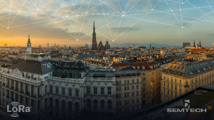 Semtech的LoRa技术为智慧公共事业提供理想平台
