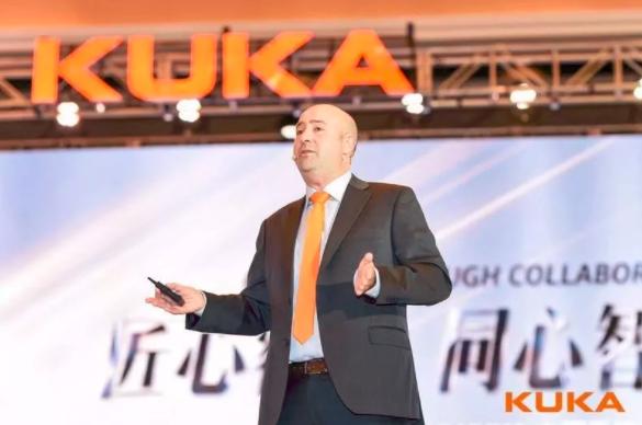 2018 KUKA中国系统伙伴峰会成功召开,展示未来战略部署