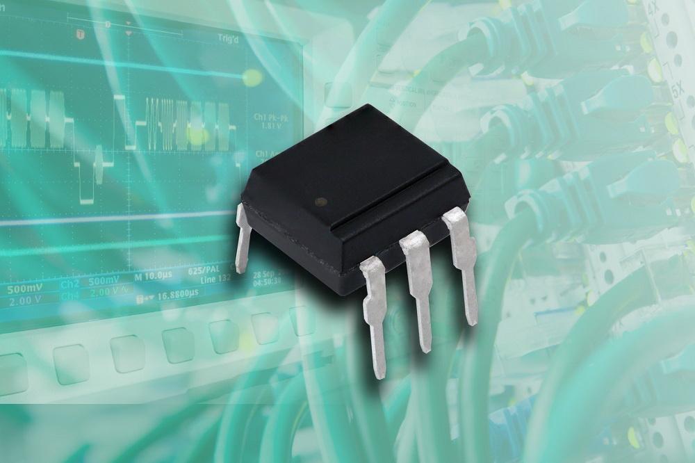 Vishay推出带有施密特触发器功能的新型1 MBd高速光耦