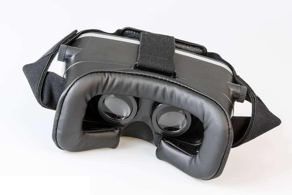 VR眼镜原理大揭秘