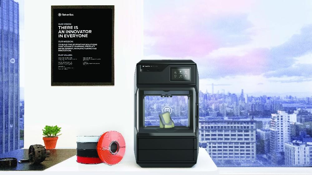 "MakerBot首發""Method"" —— 高性能3D打印機再創性價比卓越新高度"