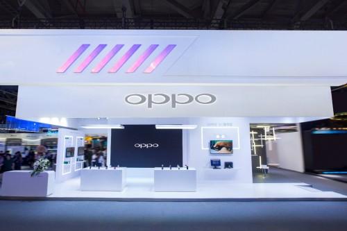 OPPO亮相中国移动全球合作伙伴大会 展示Find X 5G样机