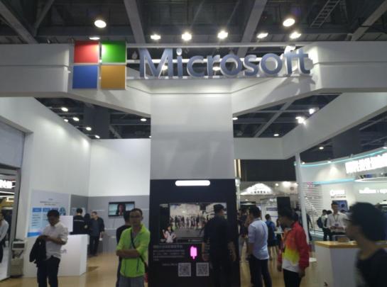 从微软的业务营收占比分析它如何成为全球第一