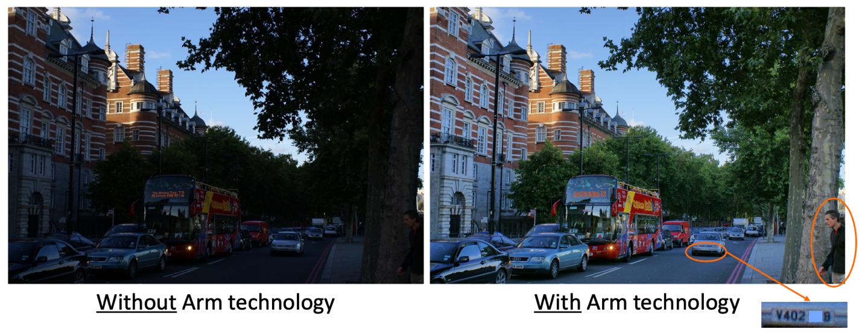 全新Arm ISP技术为智能设备打造更敏锐的数字眼