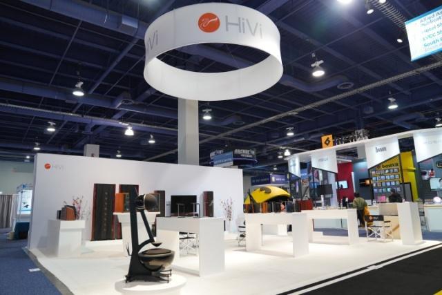惠威亮相CES 2019 为国产电声行业崛起努力