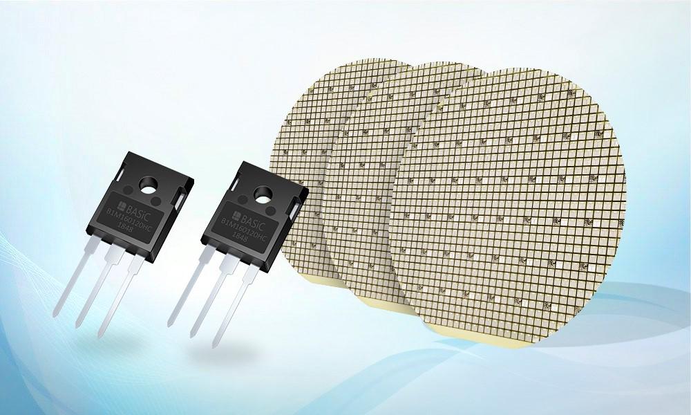 基本半导体发布国内首款工业级碳化硅MOSFET