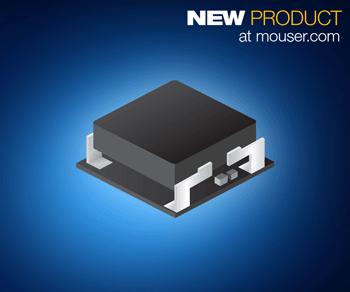 贸泽备货Texas Instruments TPSM846C24 高密度降压电源模块