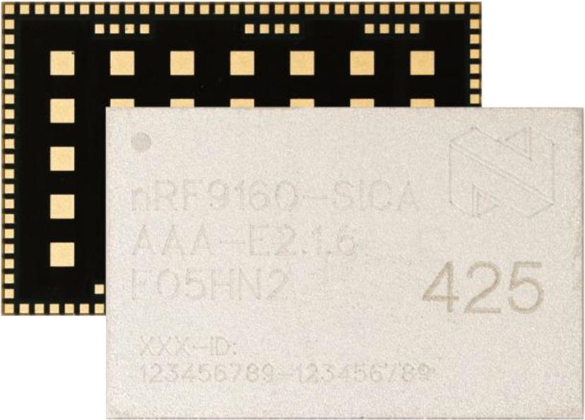 轻易接入物联网的移动无线电器件: 来自Nordic Semiconductor的nRF9160 SiP