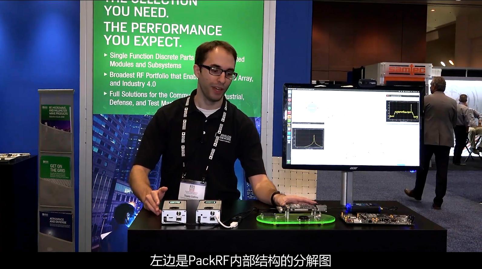 PackRF软件定义无线电套件