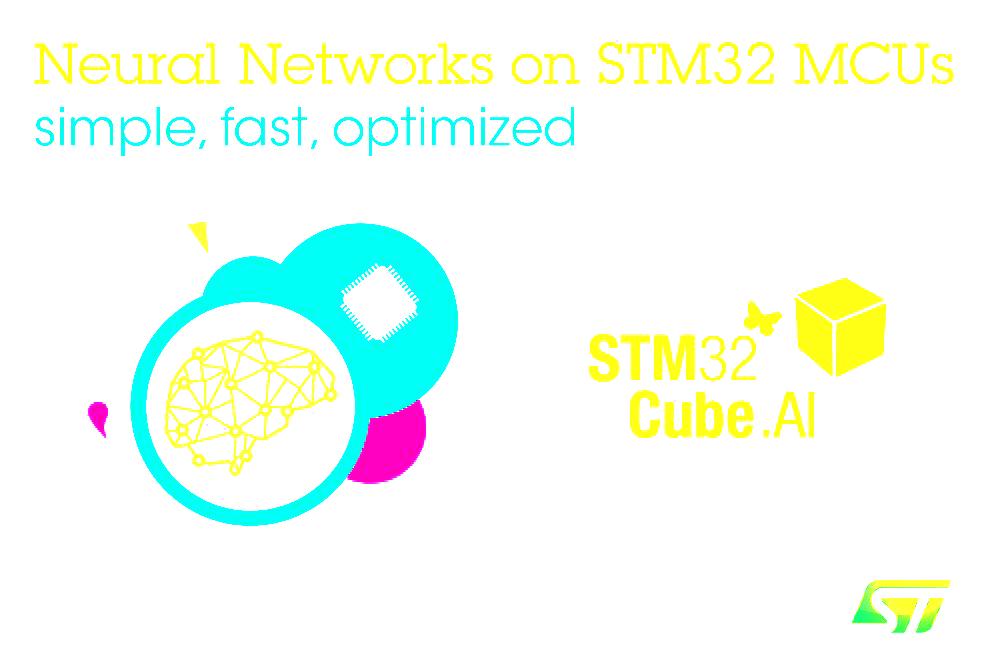 意法半导体推出STM32神经网络开发工具箱,将 AI技术引入边缘和节点嵌入式设备