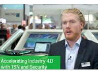 通过TSN和安全技术加速迈向工业4.0