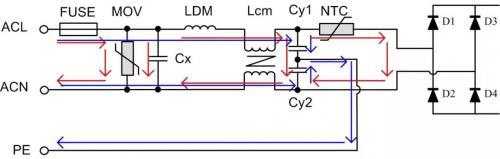 以浪涌抗扰度的视角谈前级EMC的设计