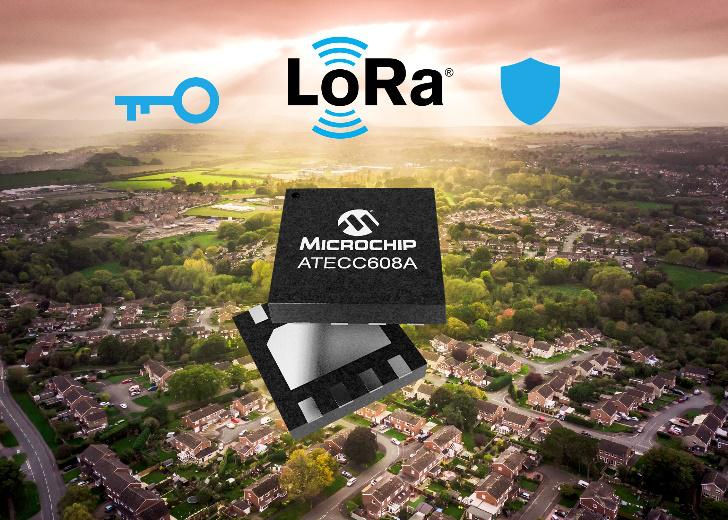Microchip与The Things Industries携手推出业界首款带安全密钥配置功能的端到端LoRa安全解决方案