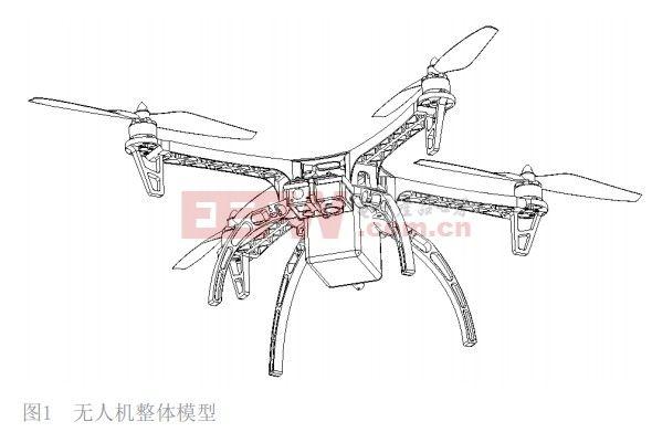 基于多旋翼无人机的标示线绘制与维护系统
