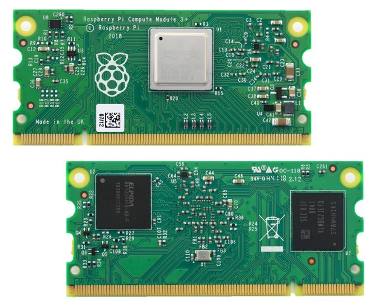 e络盟推出全新Raspberry Pi 计算模块 3+