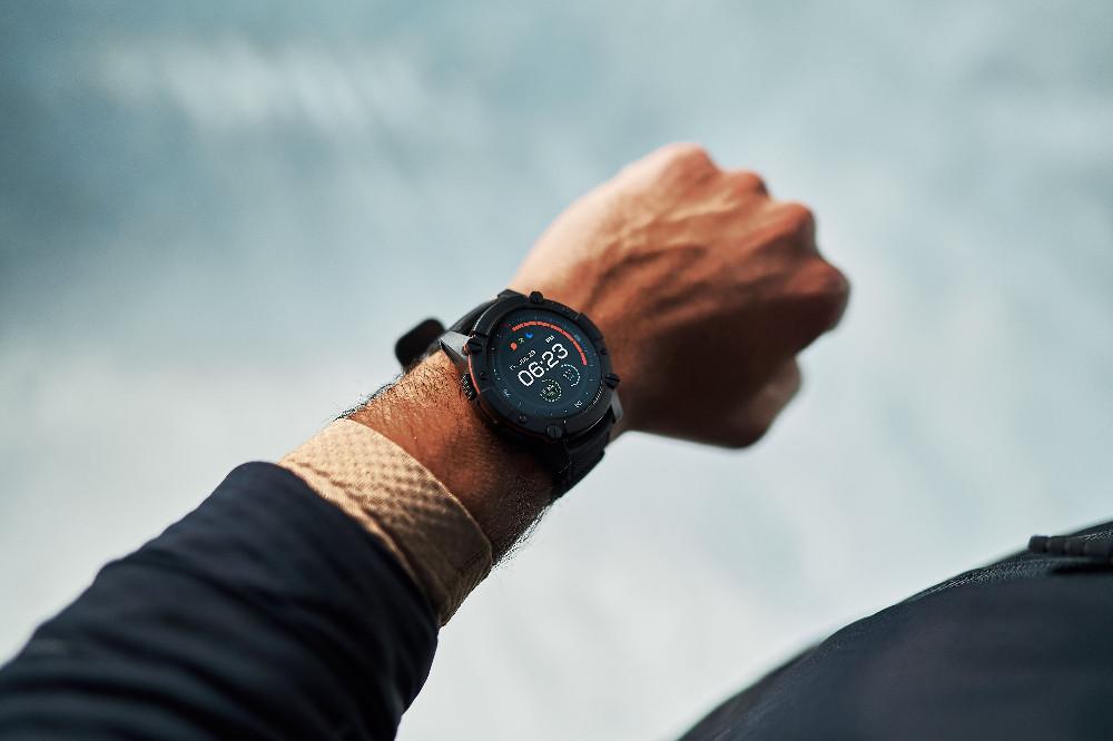 MATRIX Industries发表创新的免充电GNSS智慧手表
