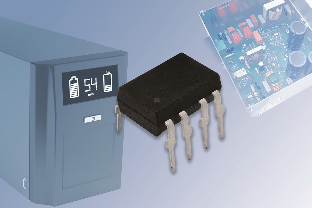 Vishay推出新款2.5 A IGBT和MOSFET驅動器,提高逆變器級工作效率