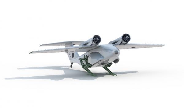 """航空仿生学:送货无人机如何用""""鸟腿""""起飞?"""