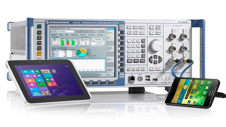 罗德与施瓦茨展出世界上首个支持IEEE 802.11ax 2x2 MIMO技术的信令综测仪