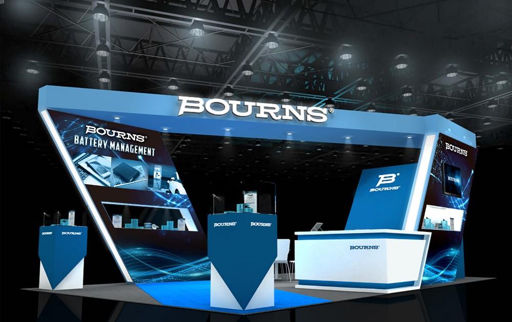 Bourns领先业界的电池保护和电池管理系统解决方案 将于2019日本国际二次电池展隆重登场