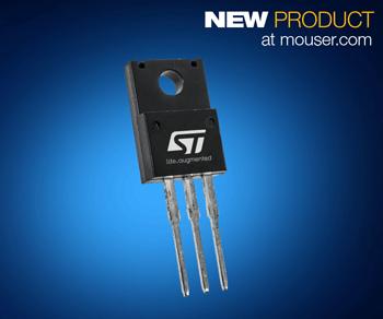 贸泽开售STMicroelectronics MDmesh M6高效超结MOSFET