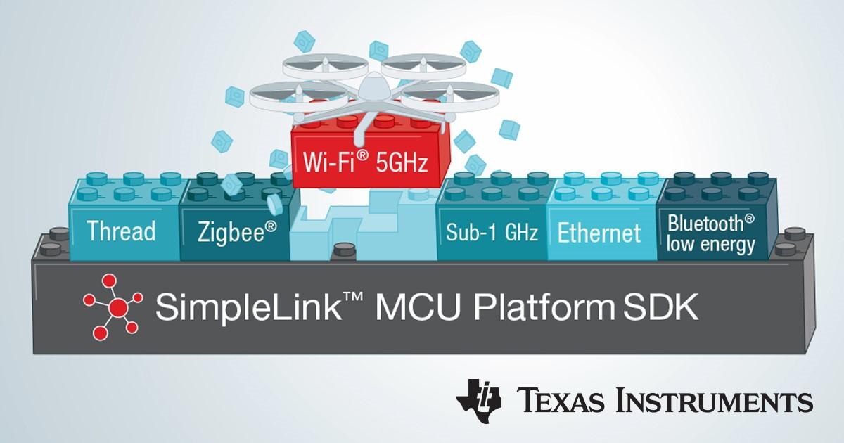 新一代SimpleLink™ Wi-Fi®设备将帮助您解决的三大设计挑战