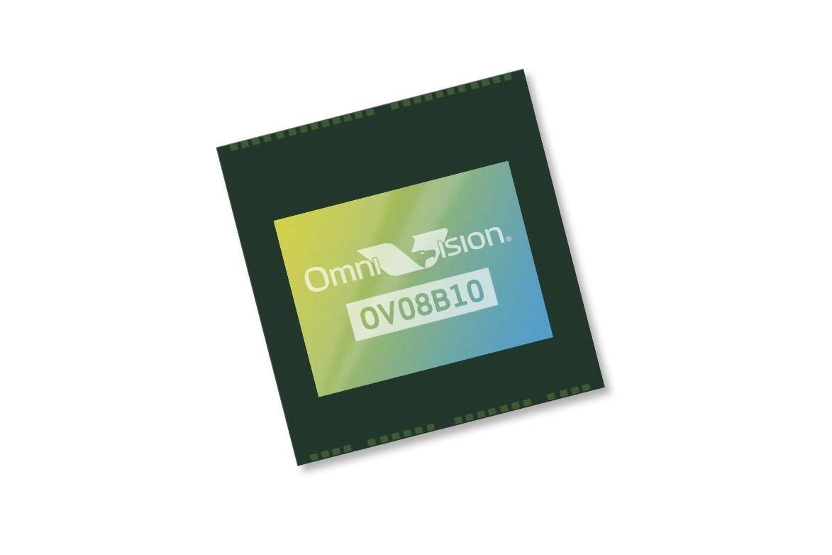 """豪威科技面向智能手机市场推出新一代1/4""""800万像素图像传感器"""