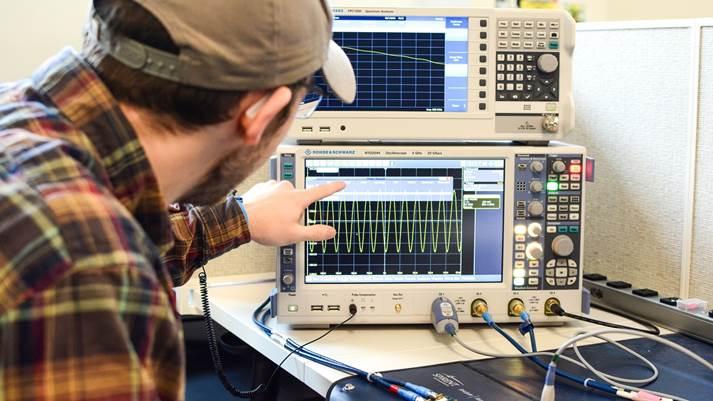 羅德與施瓦茨支持UNH-IOL提供100/1000BASE-T1汽車以太網的測試服務
